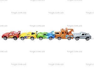 Машина детская инерционная «Тачки», 399-3C6, купить