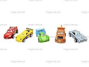 Машина детская инерционная «Тачки», 399-3C6, фото