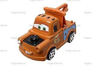 Машина детская инерционная «Тачки», 399-3C6, цена
