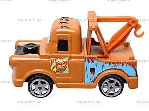 Машина детская инерционная «Тачки», 399-3C6, игрушки