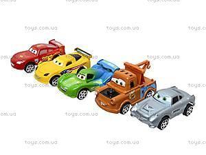 Машина детская инерционная «Тачки», 399-3C6, детские игрушки