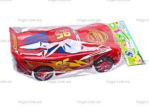 Машина детская «Тачки», 006-3, фото