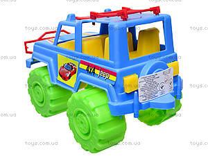 Детский джип «Сафари», 05-501, купить