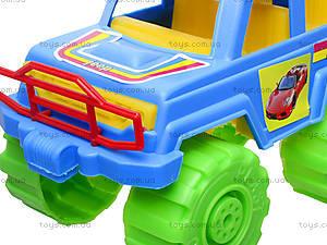 Детский джип «Сафари», 05-501, игрушки