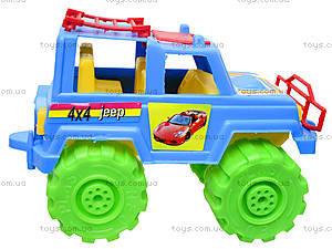 Детский джип «Сафари», 05-501, детские игрушки
