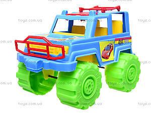 Детский джип «Сафари», 05-501, магазин игрушек