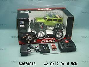 Машина-джип «Дорожный патруль», р/у, 666-46 (36799