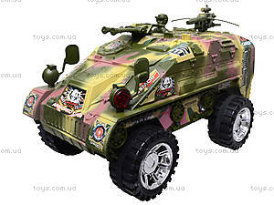 Детская игрушечная машинка «Джип», HQD-638, купить