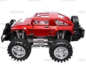 Машина «Джип» инерционная, 27-5, игрушки