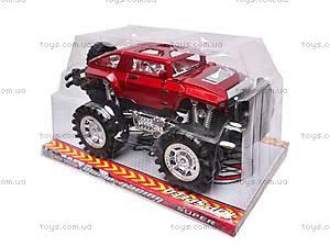 Машина «Джип» инерционная, 27-5, детские игрушки