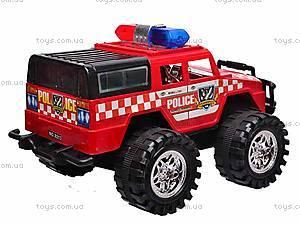 Машина-джип инерционная «Полиция», 9213, купить