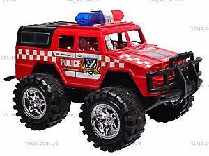 Машина-джип инерционная «Полиция», 9213