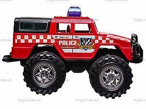 Машина-джип инерционная «Полиция», 9213, фото