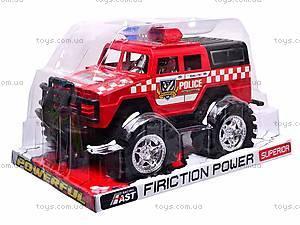Машина-джип инерционная «Полиция», 9213, отзывы