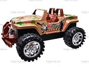Машина-джип инерционный «Армия», DS470-1, игрушки