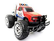 Машина-джип, со светящимися колесами, р/у, 9012, фото