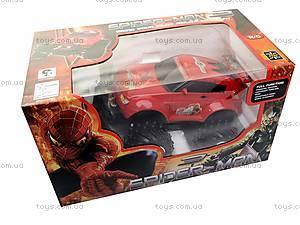 Машина-джип «Спайдермен», на радиоуправлении, 4036, игрушки