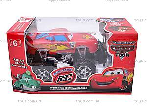 Машина-джип «Тачки», р/у, DY6605, цена