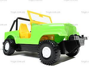 Машина-джип «Тигрес», 39015, купить
