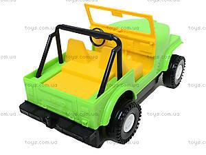 Машина-джип «Тигрес», 39015, отзывы