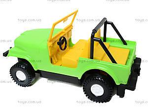Машина-джип «Тигрес», 39015, игрушки