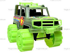 Игрушечный джип «Военный», 05-502, игрушки
