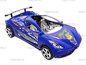 Машина для детей инерционная, 868, детские игрушки
