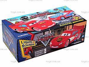 Машина для детей «Тачки» , SD139B-2, игрушки
