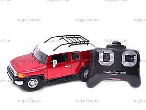 Машина для деток с радиоуправлением, 866-2407, фото