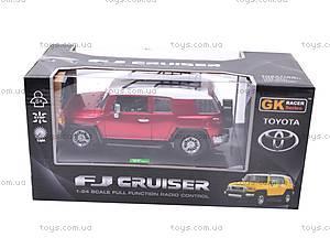 Машина для деток с радиоуправлением, 866-2407, игрушки