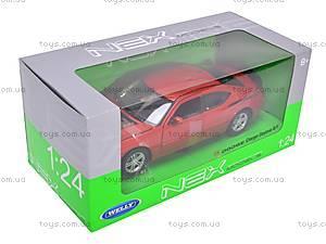 Машина Dodge Charger Daytona R/T 2006, 22476R-W, отзывы