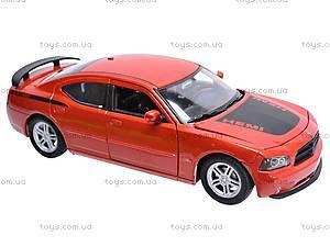 Машина Dodge Charger Daytona R/T 2006, 22476R-W, toys.com.ua