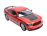 Машина Dodge Charger Daytona R/T 2006, 22476R-W, купить