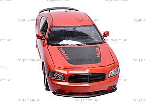 Машина Dodge Charger Daytona R/T 2006, 22476R-W, детский