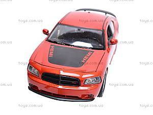 Машина Dodge Charger Daytona R/T 2006, 22476R-W, Украина