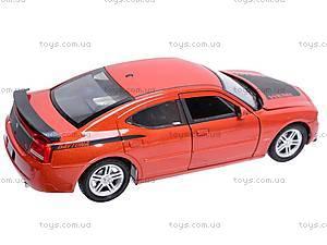 Машина Dodge Charger Daytona R/T 2006, 22476R-W, доставка