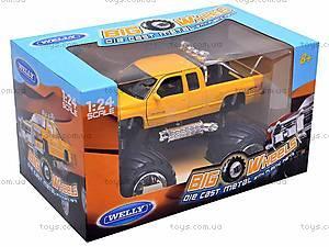 Машина Dodge Ram Quad Cab 1500 Sport, 22291W, фото