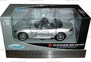 Машина Dodge Viper Rt/10 2003, 22445W