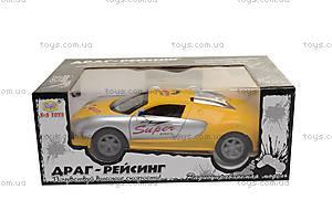 Машина «Драг Рейсинг», на радиоуправлении, EA2953R, игрушки