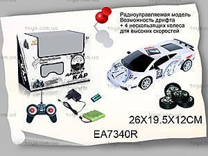 Машина «Дрифт-кар», на радиоуправлении, EA7340R
