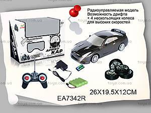 Машина «Дрифт-кар», с радиоуправлением, EA7342R