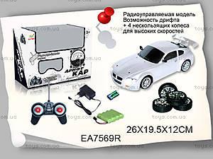 Машина «Дрифт», на управлении, EA7569R