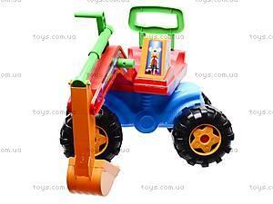 Машина «Экскаватор», большой, 429, игрушки