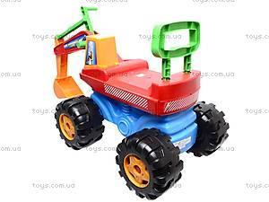 Машина «Экскаватор», большой, 429, детские игрушки