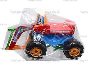Машина «Экскаватор», большой, 429, магазин игрушек