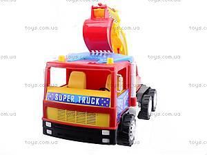 Машина-экскаватор «Супер Трак», 14-002, отзывы