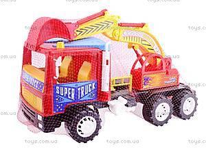 Машина-экскаватор «Супер Трак», 14-002