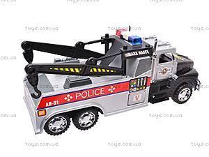 Машина-эвакуатор «Полиция», 689-99, отзывы