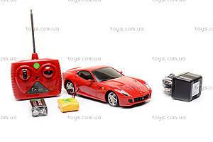 Машина Ferrari Fiorano, на радиоуправлении, XQ078