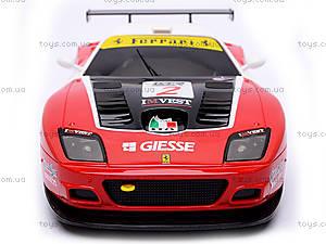 Машина Ferrari на радиоуправлении, 8121, игрушки